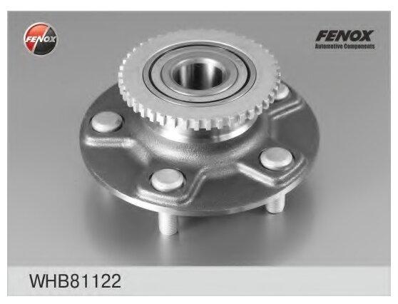 Ступица колеса Fenox WHB81122
