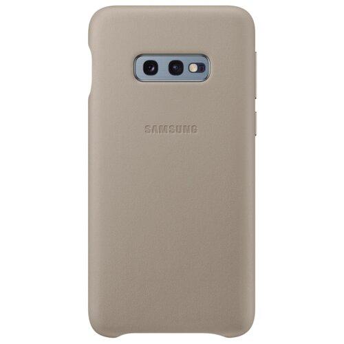 Чехол Samsung EF-VG970 для Samsung Galaxy S10e серый