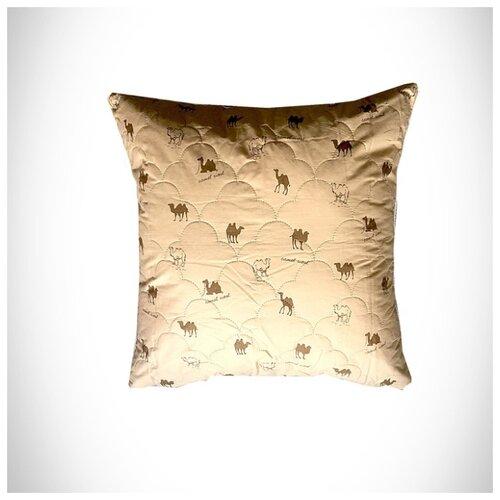 Подушка Monro Верблюд, 70*70 см, тик, конверт, хлопок 100%