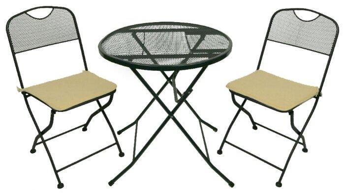 Комплект мебели Go Garden Alicante (стол, 2 стула)
