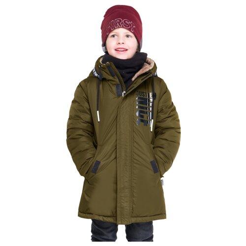 Куртка BOOM! by Orby 90574_BOB размер 122, хаки куртка orby