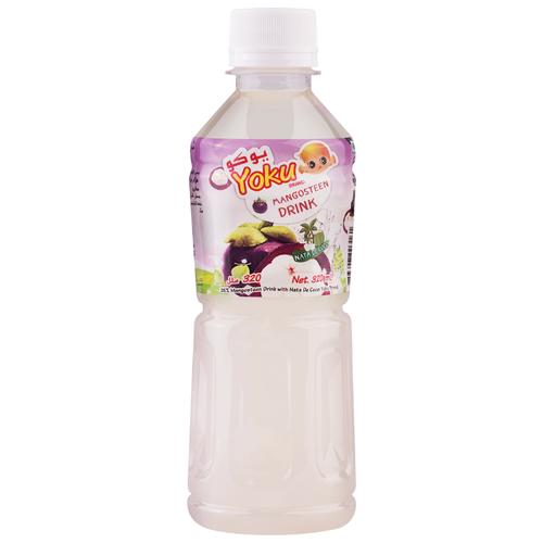 Напиток сокосодержащий YOKU Мангустин, 0.32 л