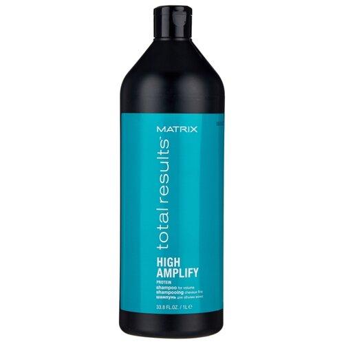 Matrix шампунь Total Results High Amplify для придания объема волосам 1000 мл кондиционер matrix high amplify conditioner 300 мл