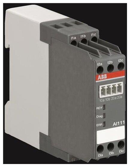 Модуль расширения для электронного управления двигателем и устройства защиты ABB 1SAJ613000R0101