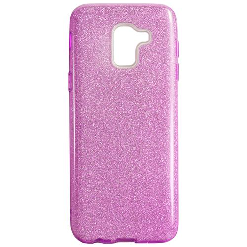 Купить Чехол Akami Shine для Samsung Galaxy J6 2018 розовый
