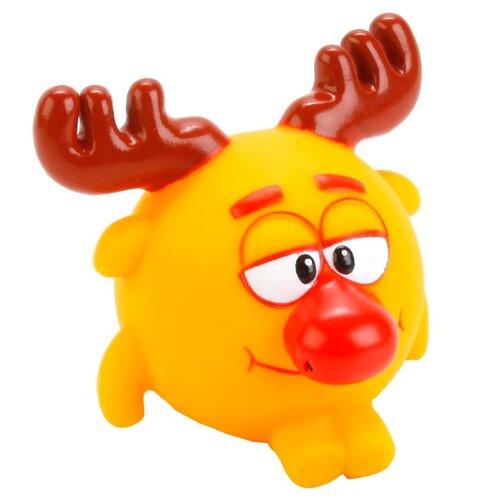 Купить Игрушка для ванной Играем вместе Лосяш (LXS41) желтый, Игрушки для ванной