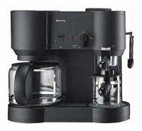 Кофеварка Krups 866 CafePresso 10 Plus