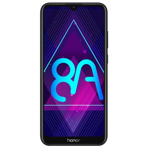 Смартфон Honor 8A черный (51093EQE) смартфон honor 8a black 2 32