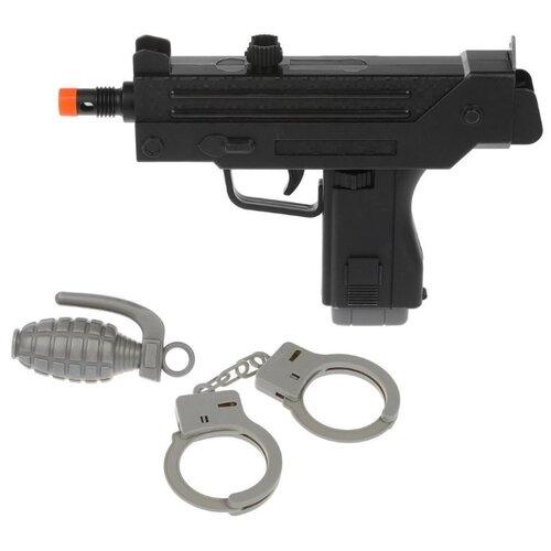 Купить Игровой набор Наша игрушка Полиция M0183, Полицейские и шпионы