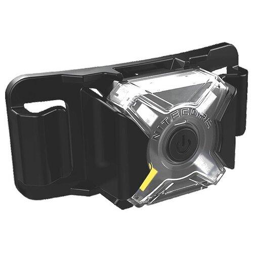 Фото - Налобный фонарь Nitecore NU05LE прозрачный/черный тактический фонарь nitecore mh27 черный