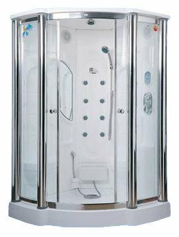 Душевая кабина Aqualux B352 120см*120см