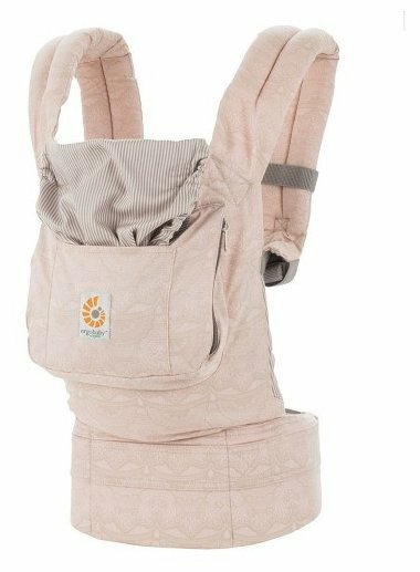 Эргорюкзак Ergobaby Organic Cotton Fabric