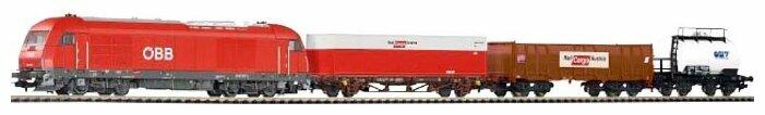 "PIKO Стартовый набор ""Rail Cargo Austria OBB"", серия Hobby, 96948, H0 (1:87)"