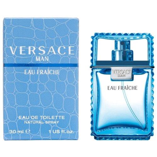 Фото - Туалетная вода Versace Versace Man Eau Fraiche, 30 мл versace eau fraiche туалетная вода 30 мл