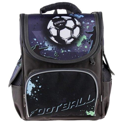 Calligrata Ранец Футбол (4152090), черный