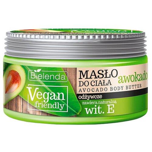 Масло для тела Bielenda Vegan Friendly авокадо, 250 мл