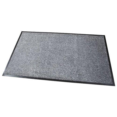 Придверный коврик RemiLing Milano, размер: 1.5х0.9 м, серыйКовры и ковровые дорожки<br>