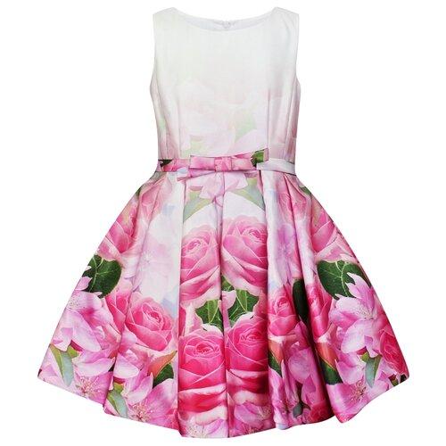 Купить Платье ColoriChiari размер 134, розовый, Платья и сарафаны