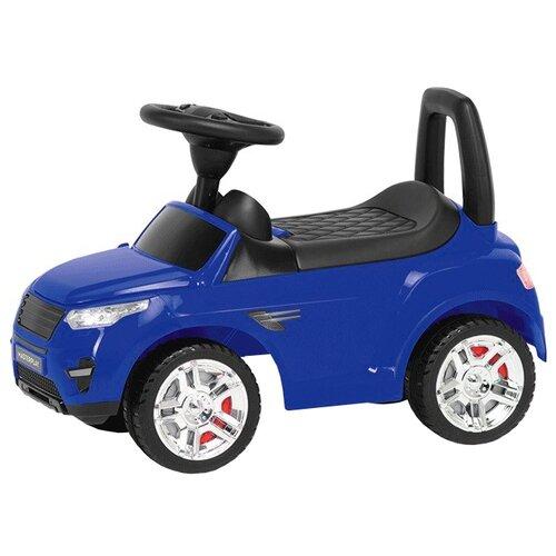Каталка-толокар COLORPLAST 2-005 синий каталка толокар orion toys мотоцикл 2 х колесный 501 зеленый