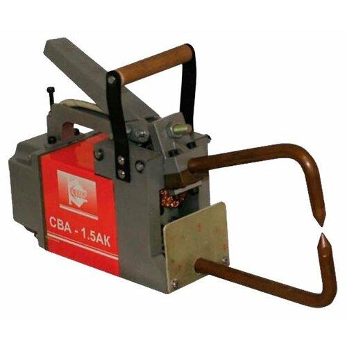Клещи для точечной сварки КАЛИБР СВА-1,5АК аппарат для сварки пластиковых труб калибр сва 780т промо