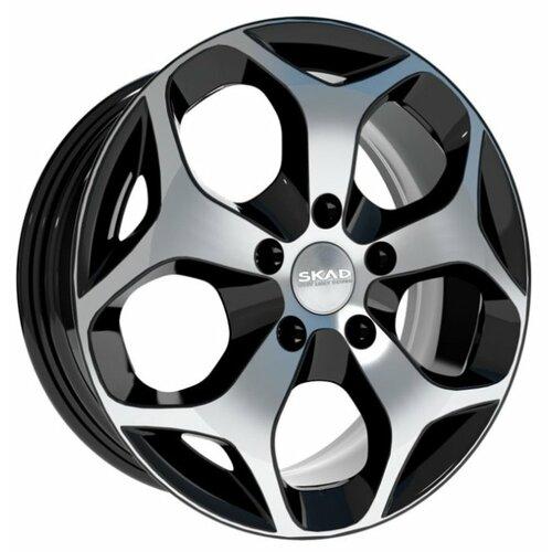 Фото - Колесный диск SKAD Гамбург 6.5x16/5x114.3 D60.1 ET45 Алмаз колесный диск alcasta m42 6 5x16 5x114 3 d66 1 et47 sf