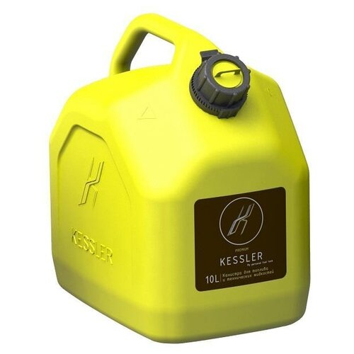Канистра Kessler А1-02-02, 10 л, желтый