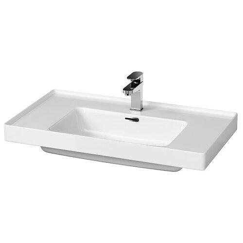 Фото - Раковина-столешница 80.5 см Cersanit CREA 80 акриловая ванна cersanit crea p wp crea 150nl 150x75
