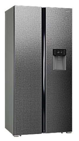 Холодильник HIBERG RFS-484DX NFXQ