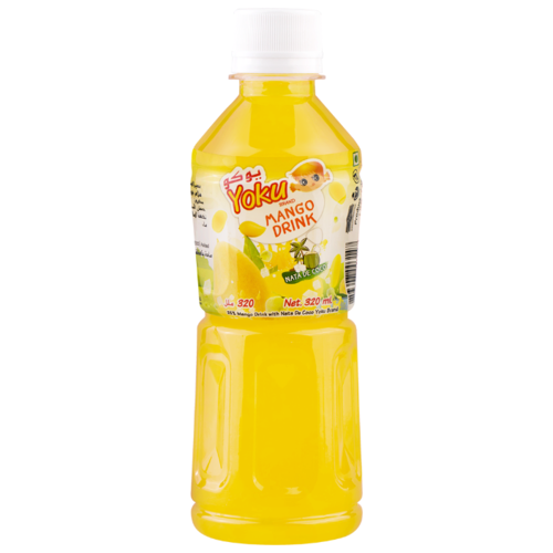 Напиток сокосодержащий YOKU Манго, 0.32 л
