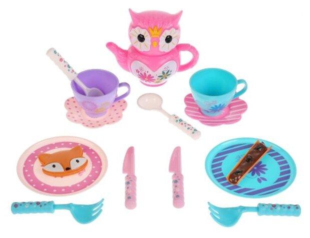 Набор продуктов с посудой Shantou Gepai Play House B1750456 фото 1