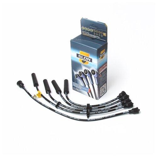 Комплект высоковольтных проводов системы зажигания SLON 2101-3707080