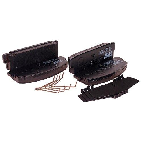 Фото - Дисковые тормозные колодки задние TRW GDB3311 для Mazda 6 (4 шт.) дисковые тормозные колодки передние ferodo fdb4446 для mazda 3 mazda cx 3 4 шт