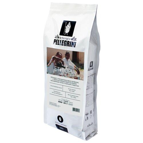 Кофе в зернах la famiglia Pellegrini ETHIOPIA Sidamo Guji, арабика, 500 г кофе в зернах la famiglia pellegrini barista professional blend арабика робуста 1000 г
