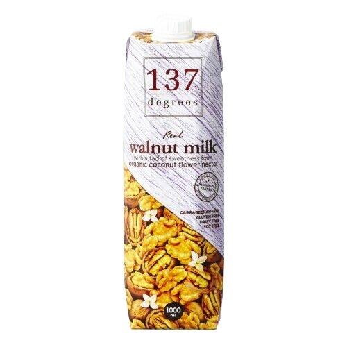 Ореховый напиток 137 Degrees Walnut Milk Original 1 л