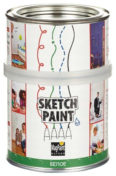 Краска акриловая MAGPAINT Маркерное покрытие SketchPaint для детской глянцевая