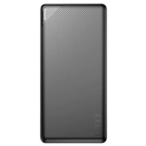 Аккумулятор Baseus M31 Mini Cu power bank, 10000 mAh черный