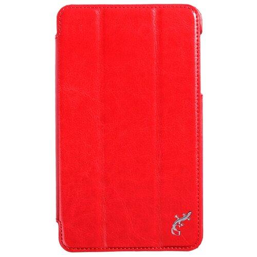 Чехол G-Case Slim Premium для Samsung Galaxy Tab 4 7.0 красный