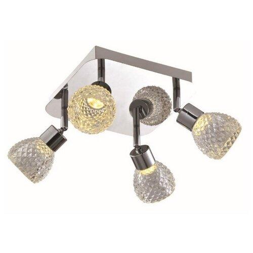 Светильник Globo Lighting Keith 541006-4, E14, 160 Вт настенный светильник globo lighting keith i 541007 1 40 вт