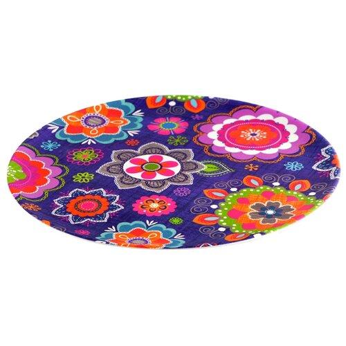 Фото - Fissman Тарелка плоская Purpur 28 см fissman тарелка плоская 28 см