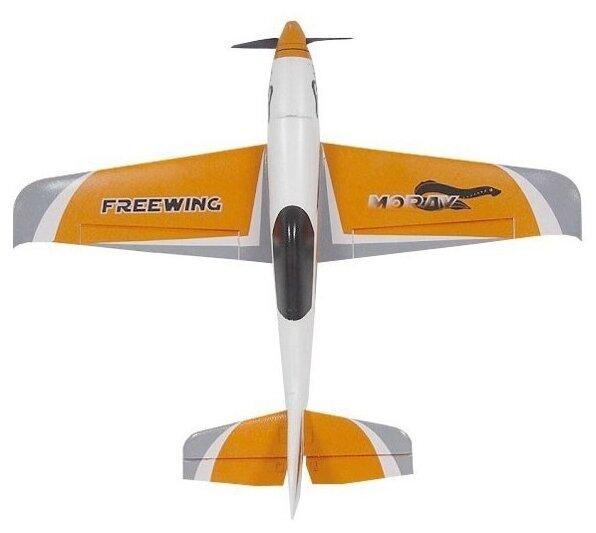 Самолет Freewing Moray 67 см orange фото 1