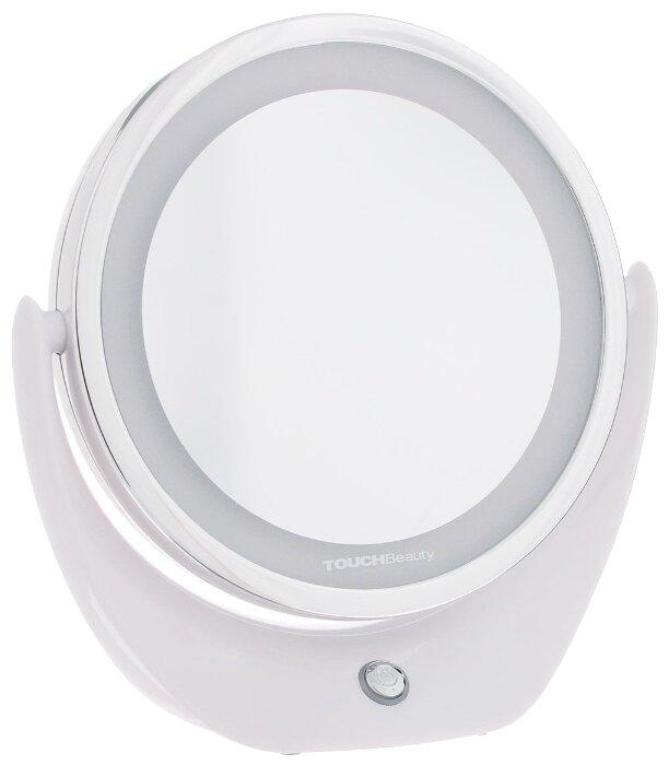 Зеркало косметическое настольное TouchBeauty AS-1276 с подсветкой