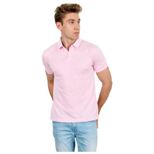 Поло Anabel Arto 6164-8 размер 50, розовый