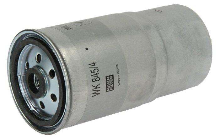 Топливный фильтр MANNFILTER WK845/4