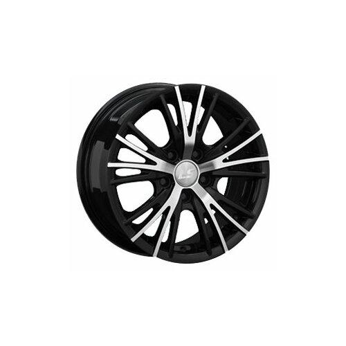 Фото - Колесный диск LS Wheels BY701 6.5х15/5х112 D73.1 ET40, BKF колесный диск ls wheels ls570 7x16 5x114 3 d73 1 et40 hp