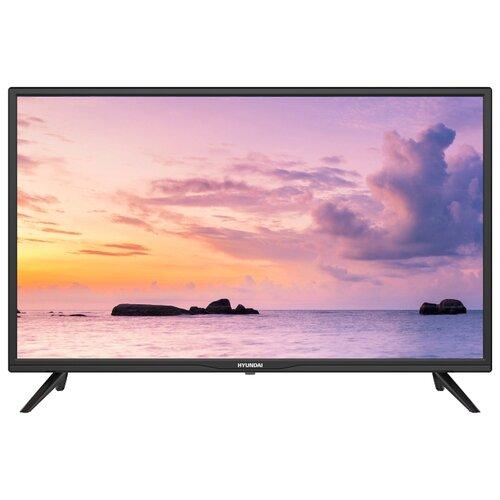 Фото - Телевизор Hyundai H-LED32ET3011 32 (2020) черный телевизор hyundai h led32et3021 32 2019 белый