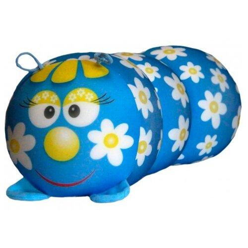 Фото - Игрушка-антистресс Штучки, к которым тянутся ручки Гусеница ромашка 18 см игрушка антистресс штучки к которым тянутся ручки кисонька голубая 30 см