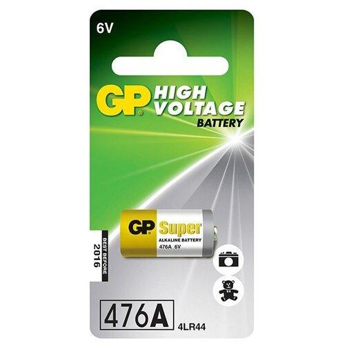 Фото - Батарейка GP 476A, 1 шт. элемент питания gp high voltage 476a 6v 1 шт