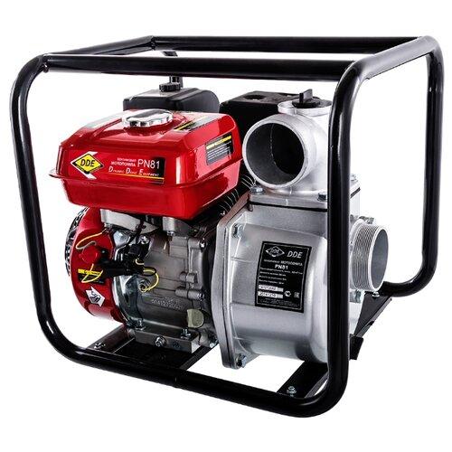 Мотопомпа DDE PN81 5.5 л.с. 800 л/мин