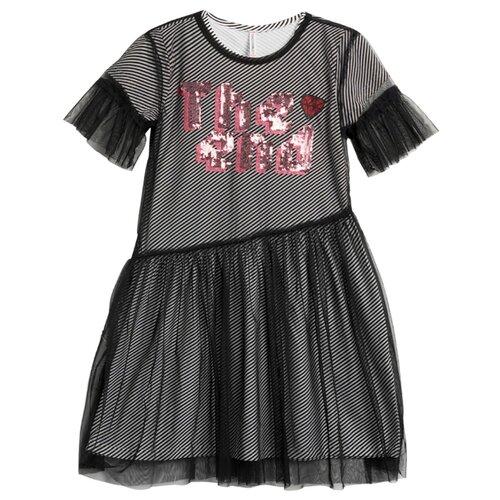 Платье COCCODRILLO размер 152, черный