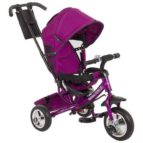 Купить Трехколесный велосипед Capella Action trike II (2019) purple, Трехколесные велосипеды